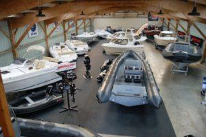 Hivernage Bateau Dinard Marine